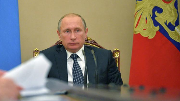 بوتين: الإرهابيون في الشرق الأوسط يخططون لزعزعة الاستقرار بمناطق أخرى في العالم