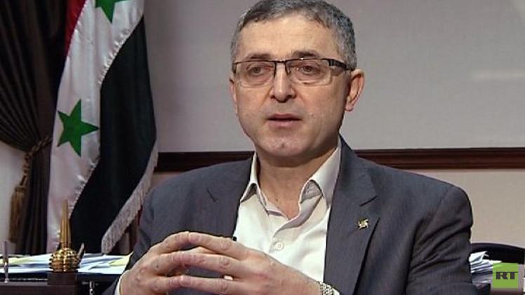 وزير المصالحة السوري: 16 ألف مقاتل سلموا أسلحتهم للسلطات