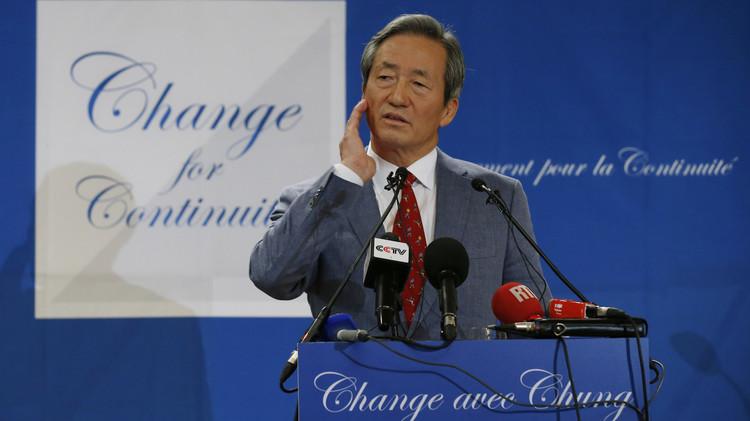 محكمة سويسرية ترفض رفع عقوبة الإيقاف المؤقت عن تشونغ