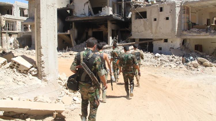 الجيش السوري: الأنباء عن مشاركة جنود روس في عملياتنا القتالية كاذبة