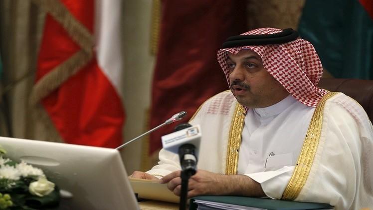 الدوحة: سنتدخل عسكريا في سوريا مع تركيا والسعودية إن تطلب الأمر