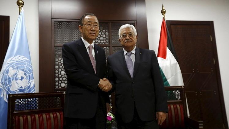 عباس: من حق السلطة استخدام جميع الوسائل المشروعة لحماية الشعب الفلسطيني