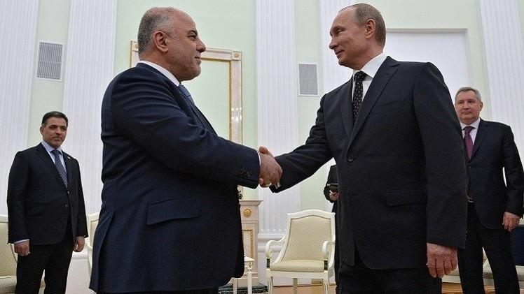 هل يحذو العبادي حذو الأسد ويطلب التدخل الروسي في العراق؟