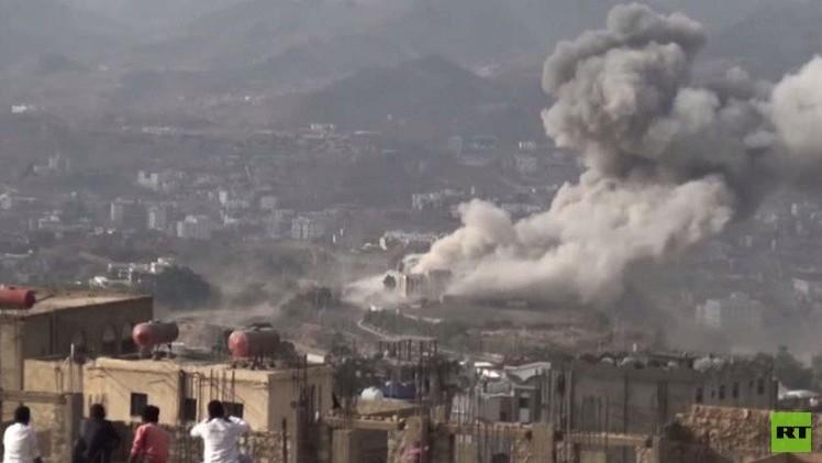 اليمن.. قتلى وجرحى في تعز.. وتعيين هادي رئيسا للمؤتمر الشعبي العام