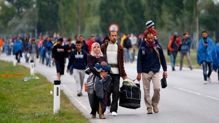اللاجئون وصعود نجم الأحزاب اليمينية المتطرفة في أوروبا