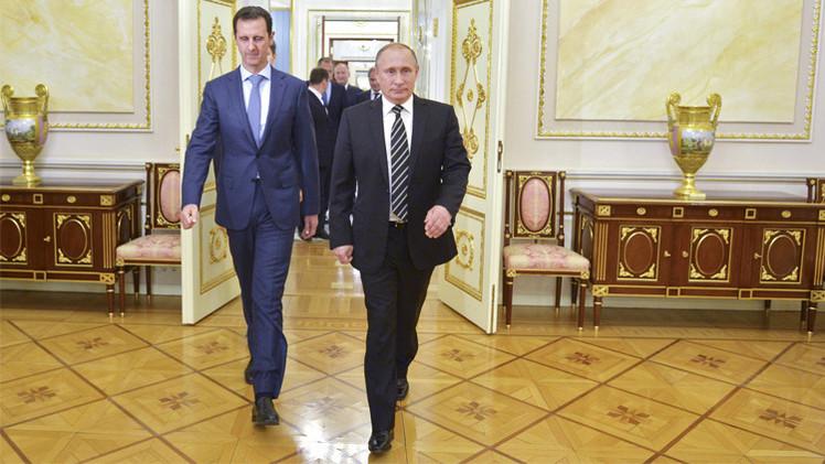 واشنطن تشكك في أهداف زيارة الأسد لموسكو ودي ميستورا يرحب