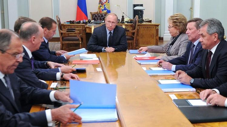 بوتين يقرر إجراء تعديلات على استراتيجية الأمن القومي الروسي