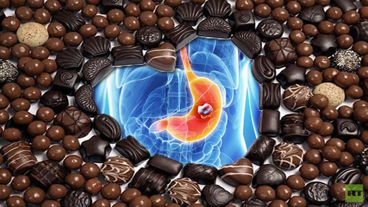 ليس اللحم الأحمر بل الشوكولاتة تتسبب في الإصابة بسرطان الأمعاء