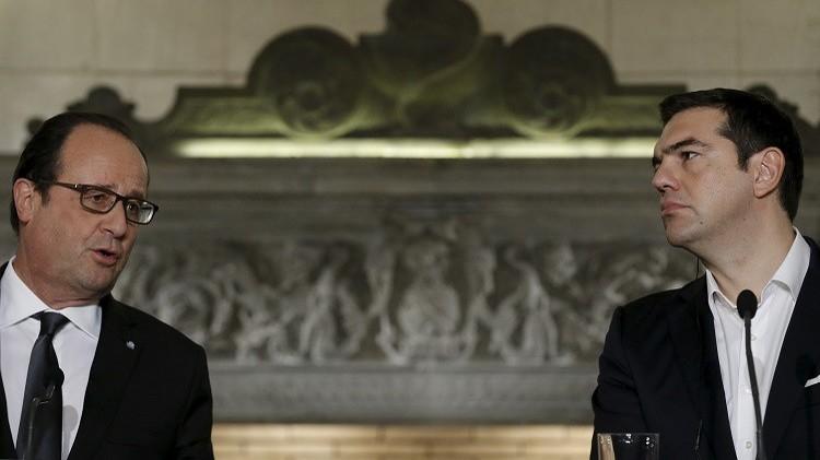 هولاند: الأسد هو المشكلة وليس الحل