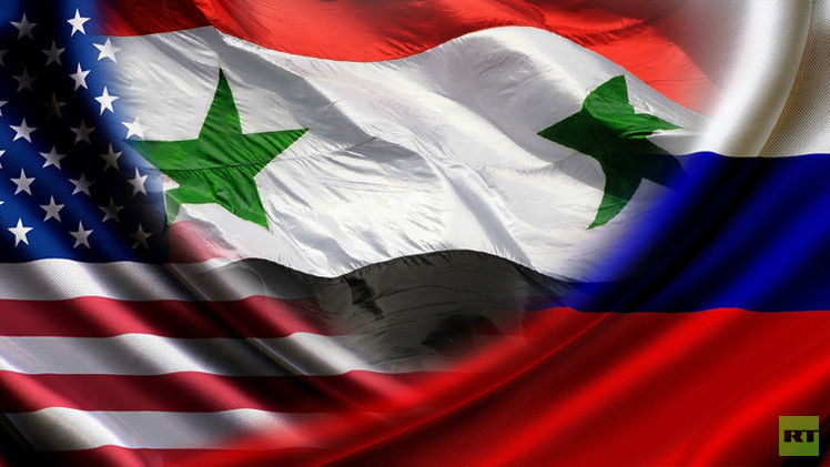 نقاط الاختلاف والالتقاء بين الولايات المتحدة وروسيا حول سوريا