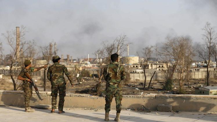 الدفاع العراقية: واشنطن لم تبلغنا بعملية القوات الخاصة الأمريكية