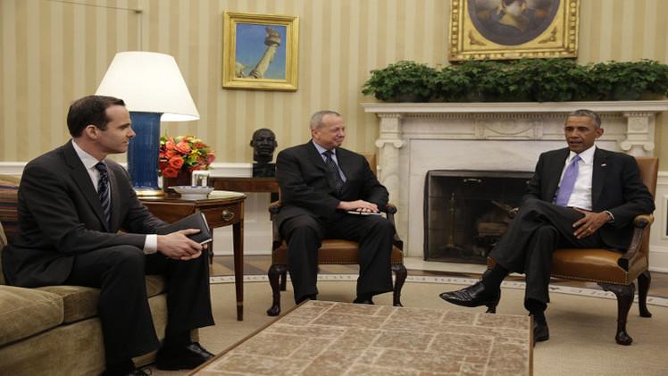 أوباما يعين موفدا للتحالف الدولي ضد
