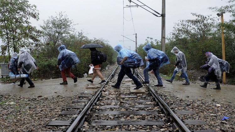 أوروبا الشرقية .. ممارسات غير إنسانية بحق اللاجئين