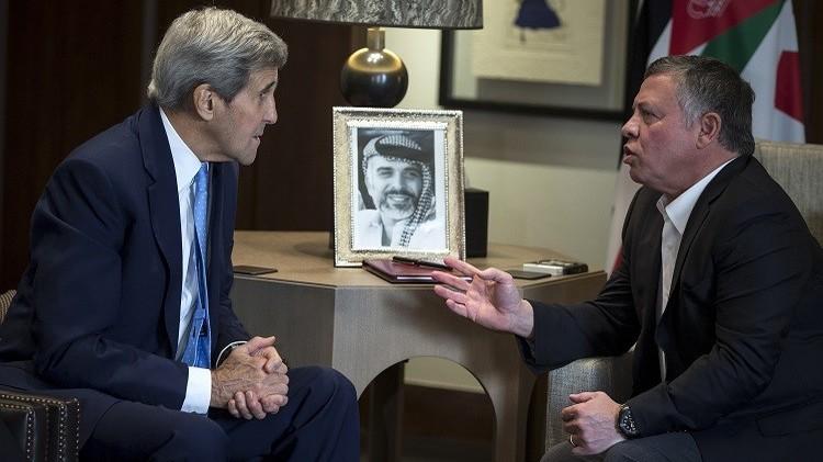 كيري: الأردن وإسرائيل اتفقا على إجراءات جديدة بخصوص المسجد الأقصى