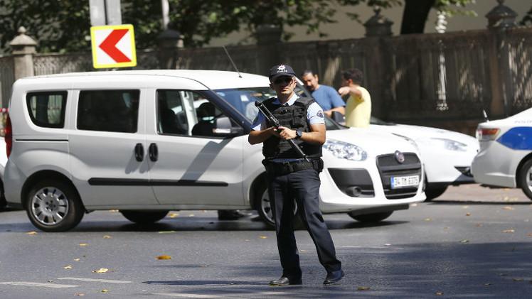 تركيا.. الشرطة تبحث عن 4 عناصر ينتمون لتنظيم