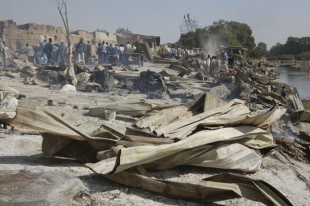 نيجيريا.. 4 انتحاريات يفجرن أنفسهن في مايدوغوري شمالي البلاد