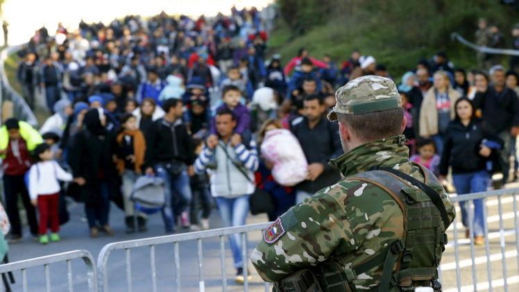 دول البلقان تهدد أوروبا بإغلاق حدودها