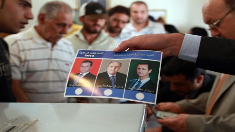 الأسد مستعد لإجراء انتخابات رئاسية مبكرة.. ولا يستبعد إمكانية ترشحه فيها