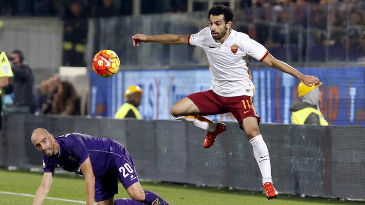 محمد صلاح يقود ذئاب روما إلى افتراس فريقه السابق