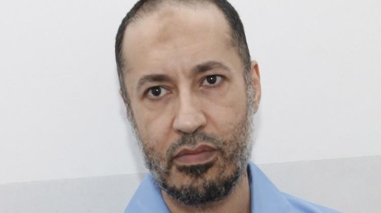 ابن القذافي مسلوب الحقوق !