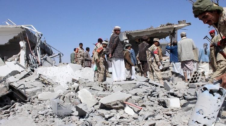 بان كي مون يندد باستهداف المشفى اليمني ويطالب بوقف الضربات الجوية فورا (فيديو)