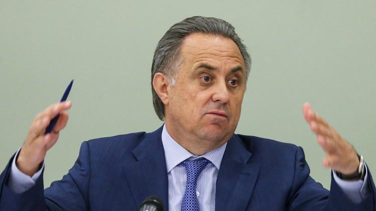 موتكو: روسيا جاهزة لدعم إنفانتينو في انتخابات الفيفا