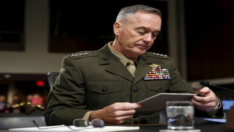 القوات الأمريكية تلوح مجددا بحظر الطيران فوق سوريا