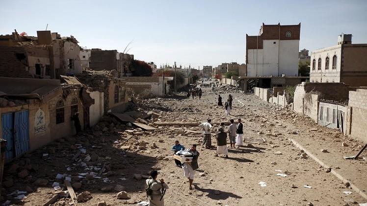 اليمن.. كل شيء دمر إلا الحوثيين و