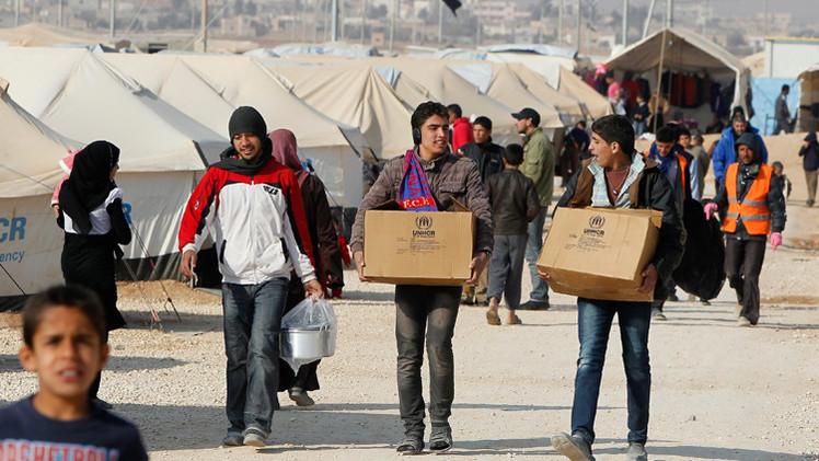 أوروبا تدخل على خط برنامج الغذاء العالمي لتخفيف الهجرة
