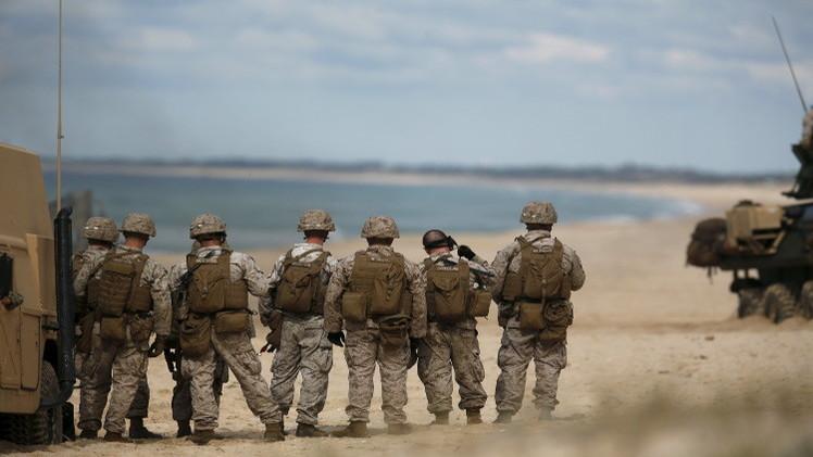 وسائل إعلام أمريكية: الناتو سينشر قرب حدود روسيا نحو 4 ألاف عسكري