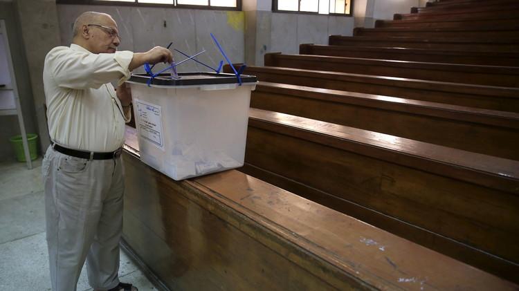 انتهاء المرحلة الأولى للانتخابات البرلمانية المصرية وسط إقبال ضعيف