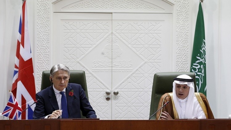 هاموند يعلن اقتراب نهاية حرب اليمن