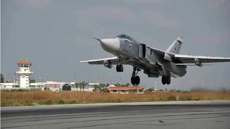 اختبار مفاجئ لجاهزية سلاح الجو البحري في أسطول البحر الأسود الروسي