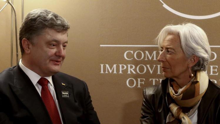 النقد الدولي يغير قواعد الإقراض من أجل أوكرانيا