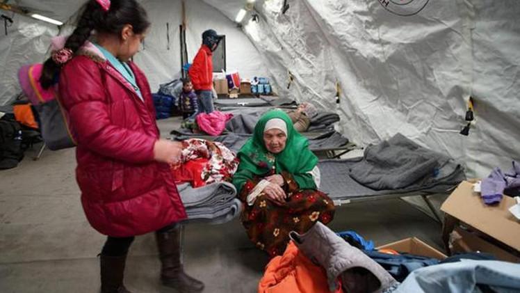 ابحث عن السعادة ولو في السويد... كهذه المعمرة الأفغانية