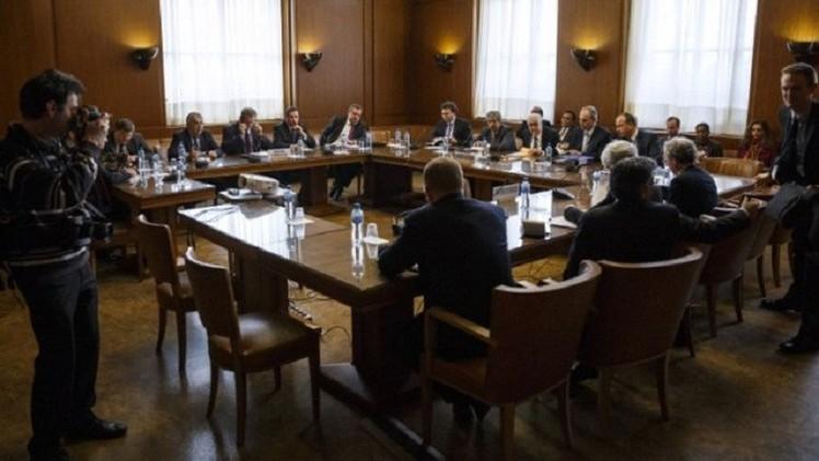 فيينا تجمع الفرقاء لأجل حل الأزمة السورية