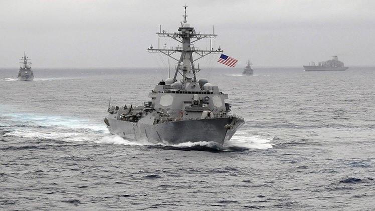 واشنطن تبحث مع بكين التوتر في بحر الصين الجنوبي