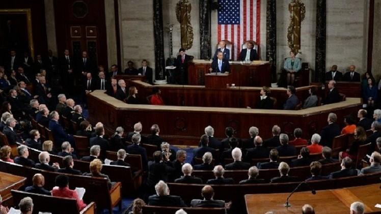 الجمهوري راين لرئاسة النواب في الكونغرس الأمريكي