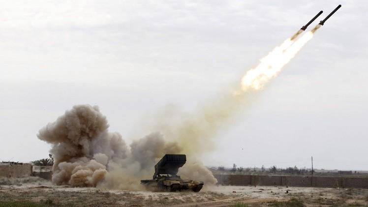 عشرات القتلى بهجمات صاروخية على