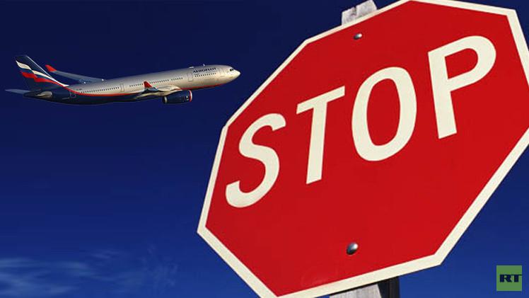 أوكرانيا ترفض المقترح الروسي لاستئناف الرحلات الجوية