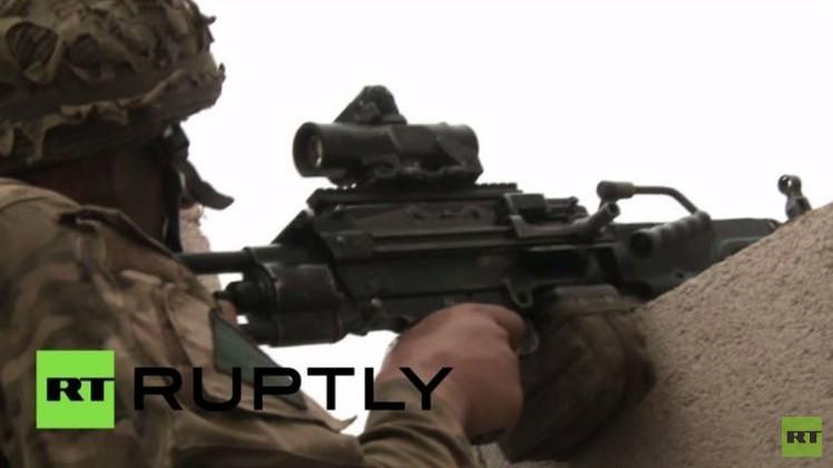 إسبانيا.. قوات الناتو تواصل تدريباتها في قاعدة