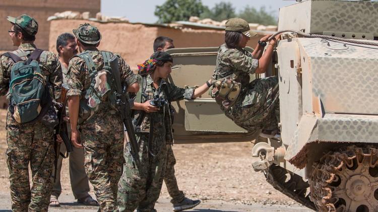 هل يشكل أكراد سوريا سببا للشقاق التركي ـ الأمريكي؟