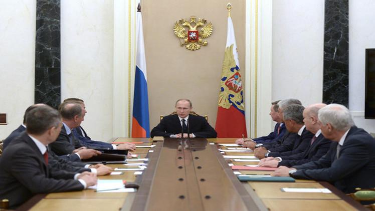 بوتين يصدر توجيهات جديدة بتحديث المنظومة الروسية للوقاية من الأخطار الأمنية