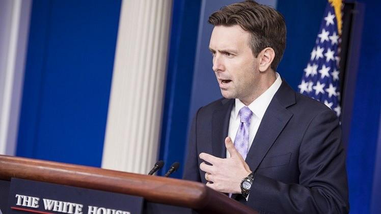 البيت الأبيض: نحن على علم باعتقال أمريكي في إيران