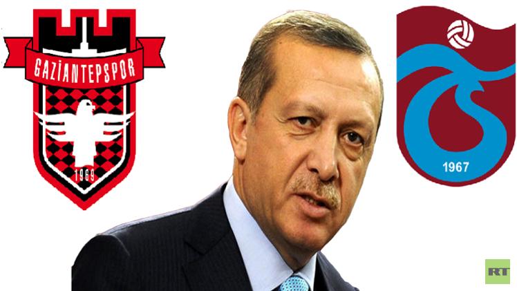 أردوغان يتدخل لإخلاء سبيل طاقم تحكيم تركي (فيديو)
