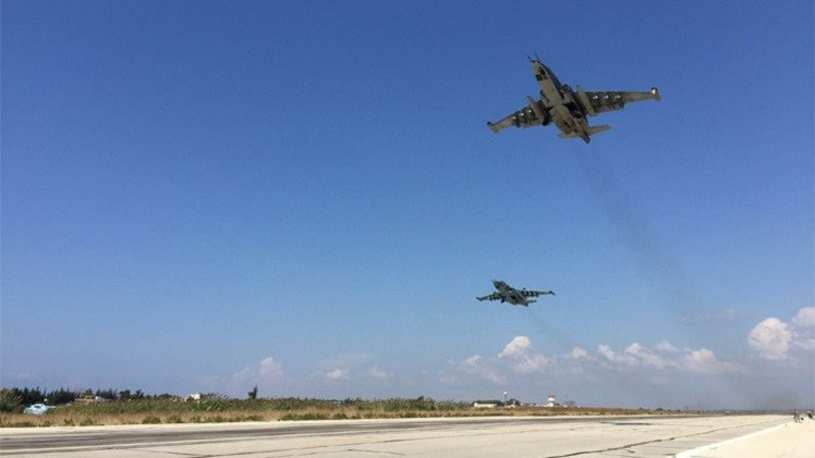 شهر على بدء العملية الجوية الروسية في سوريا (فيديو)