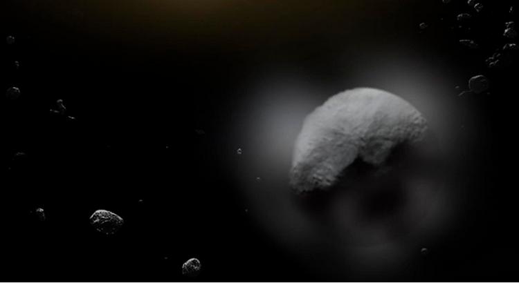 كويكب خارق السرعة يمر بالأرض في ليلة عيد الهالوين (فيديو)