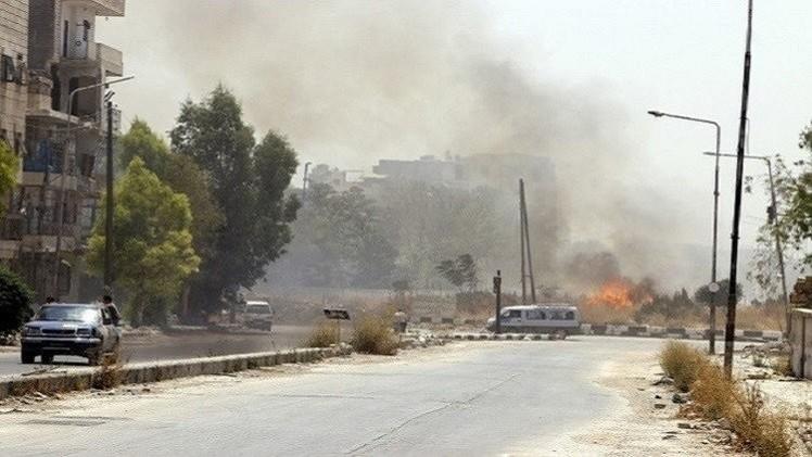 الجيش السوري يستعيد 6 قرى في ريف حلب
