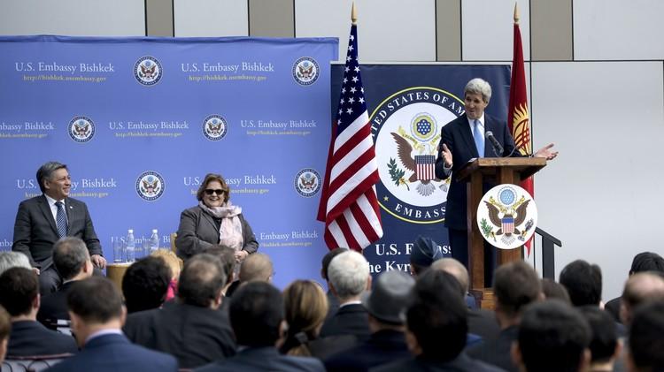 كيري: القوات الأمريكية الخاصة في سوريا ليست لمحاربة الأسد