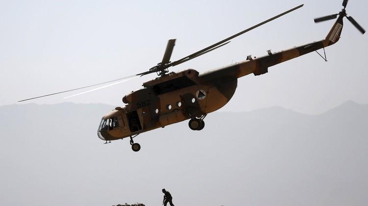 مقتل 12 عنصرا من طالبان بغارات لسلاح الجو الأفغاني
